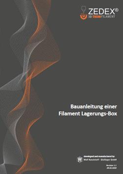 Dokumente - Bauanleitung Filament Box