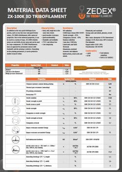ZX-100K DATASHEET